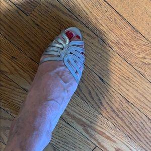 Salvatore Ferragamo slides sandals